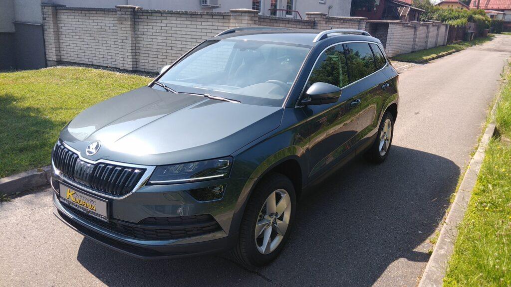 Autosalon Kudrna - Autorizovaný prodejce vozů Škoda Auto